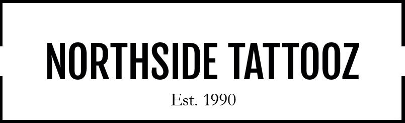 Northside Tattooz – Newcastle upon Tyne – Est 1990 Logo