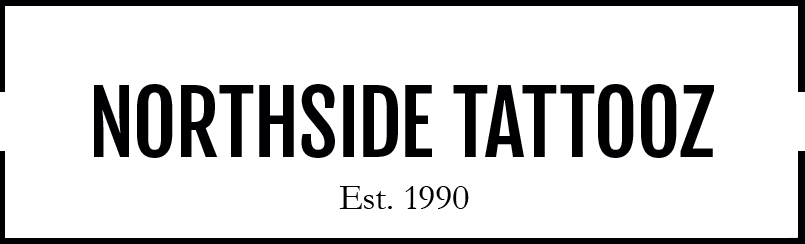 Northside Tattooz – Newcastle upon Tyne & Whitley Bay – Established 1990 Logo