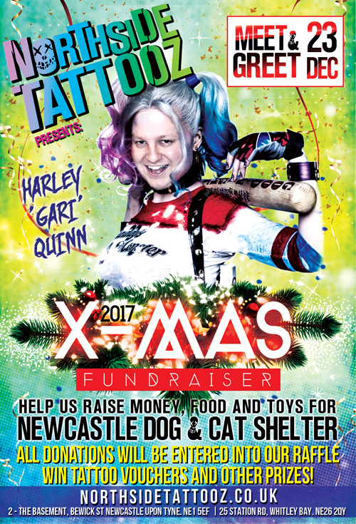 XMAS Fundraiser for the Newcastle Dog and Cat Shelter