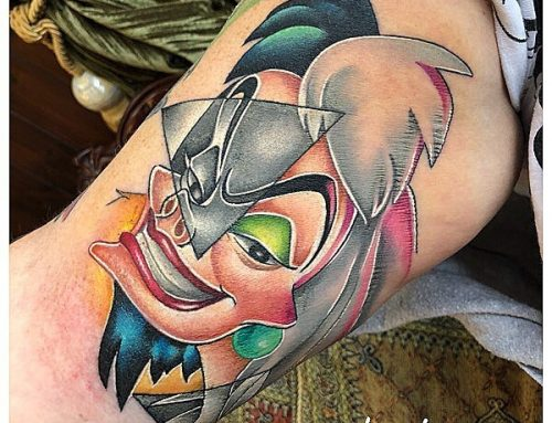 Tattoo by Kara Chambers