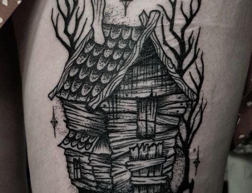 Tattoo by Bella Mercer