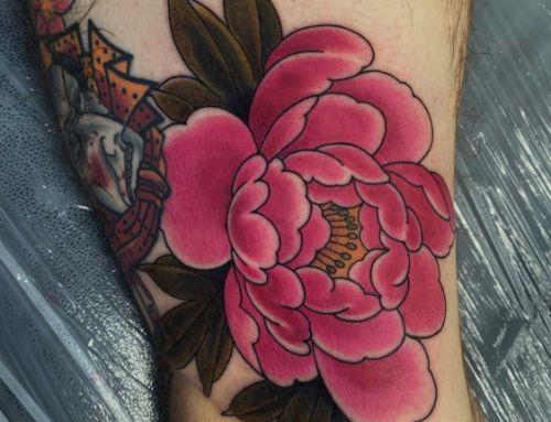 Tattoo by Paul Fulton