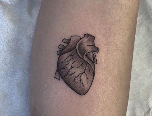 Tattoo by Jake Howe